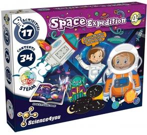 Intelektuāla rotaļlieta Trefl Space Expedition 61537