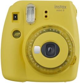 Fujifilm Instax Mini 9 Clear Yellow + Instax Mini Glossy