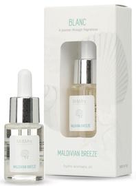 Mr & Mrs Fragrance Blanc Hydro Aromatic Oil 15ml Maldivian Breeze
