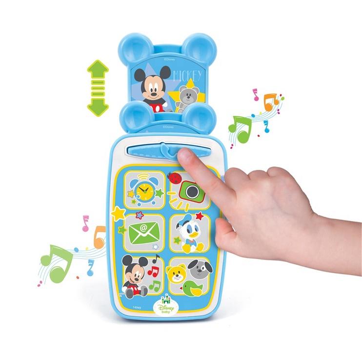 Clementoni Baby Mickey Smartphone 14949