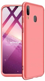 GKK 360 Protection Case For Samsung Galaxy A40 Pink