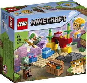 Конструктор LEGO Minecraft 21164, 92 шт.