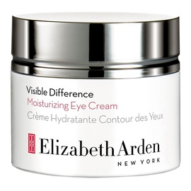 Acu krēms Elizabeth Arden Visible Difference Moisturizing Eye Cream, 15 ml