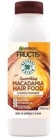 Garnier Fructis Smoothing Macadamia Hair Food Conditioner 350ml