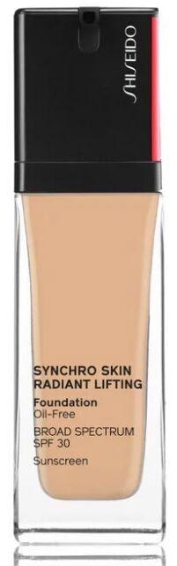Tonizējošais krēms Shiseido Synchro Skin 310 Silk, 30 ml