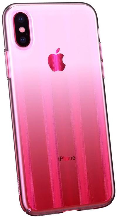 Baseus Aurora Case For Apple iPhone XS Max Pink