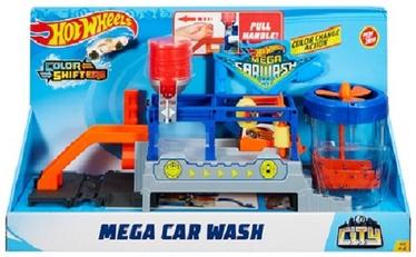 Mattel Hot Wheels City Mega Car Wash FTB66