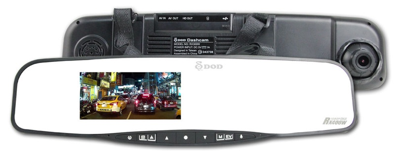 Videoreģistrators Dod RX400W