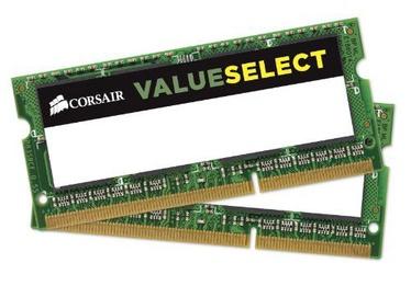 Operatīvā atmiņa (RAM) Corsair CMSO8GX3M2C1600C11 DDR3 (SO-DIMM) 8 GB