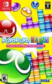 Nintendo Switch spēle Puyo Puyo Tetris SWITCH