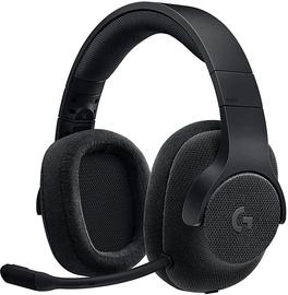 Игровые наушники Logitech G433, черный