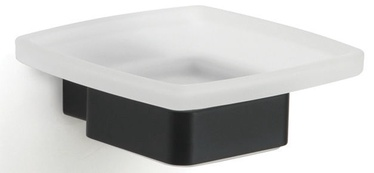 Gedy Lounge Soap Holder 5411-14 Black