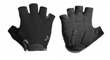Cube Natural Fit Gloves Short Finger Blackline XL