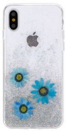 Flavr Real 3D Flowers Premium Case For Apple iPhone X Julia