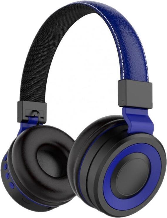 Наушники ForMe FHP-351 Blue, беспроводные