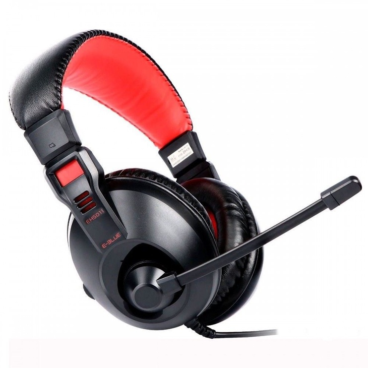 E-Blue Conqueror 1 Pro Gaming Headset Red