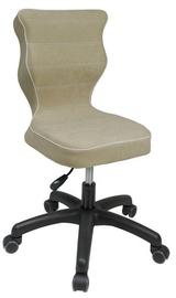 Bērnu krēsls Entelo VS26 Black/Beige, 370x350x830 mm