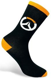 Abysse Corp Overwatch Logo Socks Black/Orange