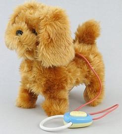 Interaktīva rotaļlieta Tommy Toys Pet Dog Brown