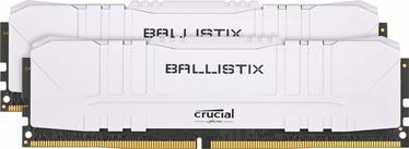 Operatīvā atmiņa (RAM) Crucial Ballistix White BL2K8G36C16U4W DDR4 16 GB