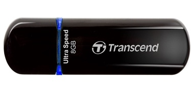 Transcend Jet Flash 600 8GB Black/Blue