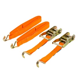 Autoserio Ratchet Tie Down Set XH-RB028 2pcs