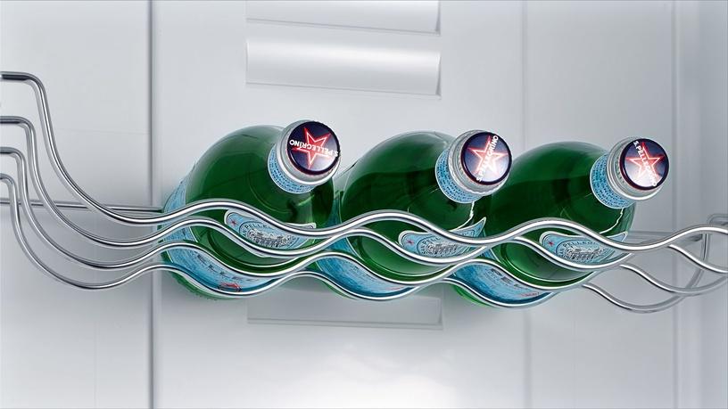 Iebūvējams ledusskapis Siemens iQ500 KI81RAD30