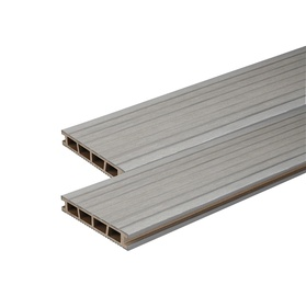 Bergdeck Terrace Board WPC 150x2400mm Grey