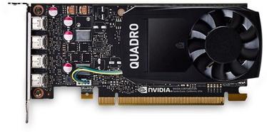 Videokarte PNY Quadro P1000 VCQP1000DVIV2-PB 4 GB GDDR5