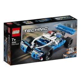 Konstruktors LEGO®Technic 42091 Policijas pakaļdzīšanās