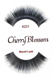 Cherry Blossom 100% Human Hair Eyelashes 201