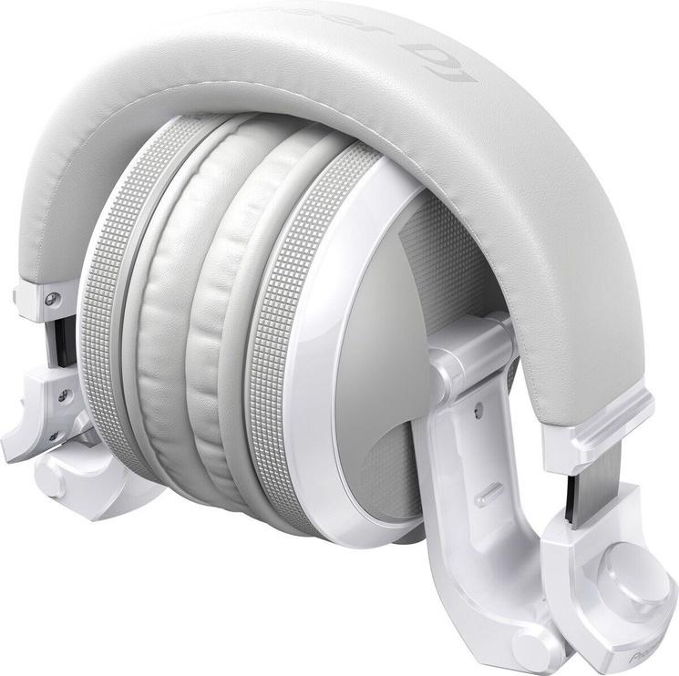 Беспроводные наушники Pioneer HDJ-X5BT, белый