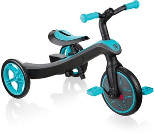 Балансирующий велосипед Globber Explorer 2in1 630-105, синий/черный, 9.84″