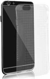Qoltec Premium Anti Shock Back Case For Samsung Galaxy S6 Transparent