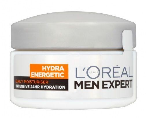Крем для лица L´Oreal Paris Men Expert Hydra Energetic Daily Moisturiser, 50 мл