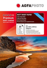 AgfaPhoto Premium Double Matt A4 20pcs