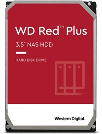 Servera cietais disks (HDD) Western Digital Red Plus NAS HDD 2TB