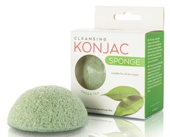Active Line Beauty Cleansing Konjac Sponge Green Tea