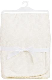 BabyDan Double Fleece Blanket Beige