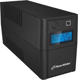 UPS sprieguma stabilizators PowerWalker VI 850 SHL IEC