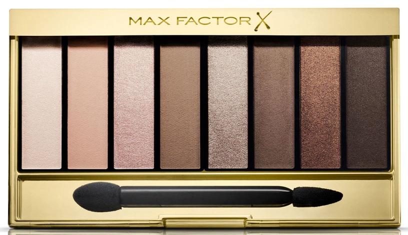 Тени для век Max Factor Masterpiece Nude 01 Cappuccino Nudes, 6.5 г