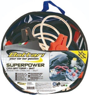 Bottari Superpower 400A Booster Cables
