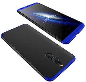 Hurtel 360 Protection Full Body Cover For Huawei Mate 10 Lite Black/Blue