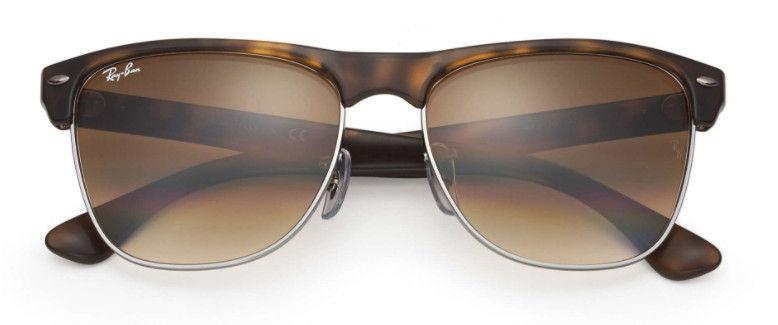 Солнцезащитные очки Ray-Ban Clubmaster Oversized RB4175 878/51 57-16, 57 мм