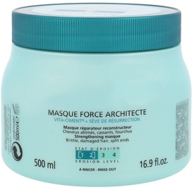 Matu maska Kerastase Resistance Force Architecte, 500 ml