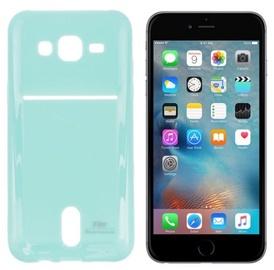 Roar Pocket Jelly Case For Apple iPhone 6/6S Light Blue