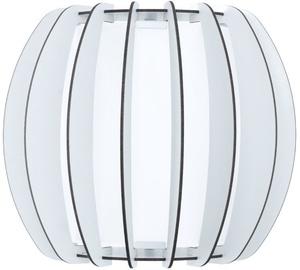 Gaismeklis Eglo Stellato 2 95609 Wall Lamp 60W E27 White
