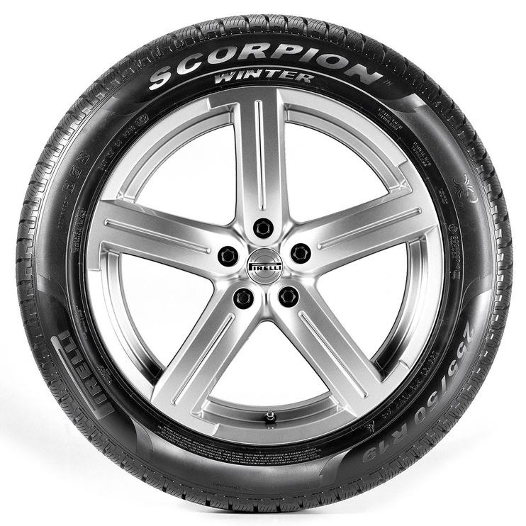 Зимняя шина Pirelli Scorpion Winter, 235/65 Р17 104 H E B 71