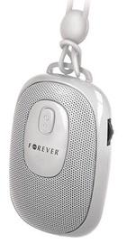 Bezvadu skaļrunis Forever BS-110 White, 3 W