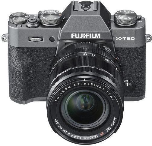 Fujifilm X-T30 + XF 18-55mm 2.8-4 R LM OIS Charcoal Gray (поврежденная упаковка)